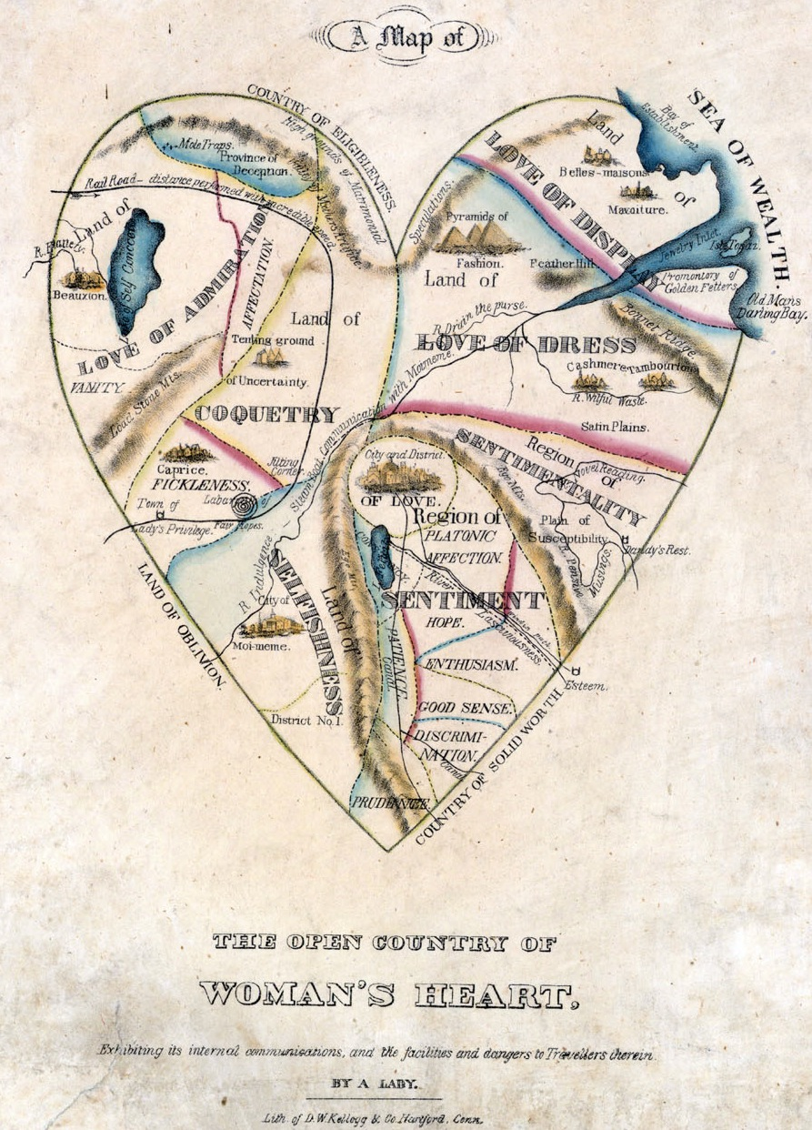 A_Map_of_Womans_Heart