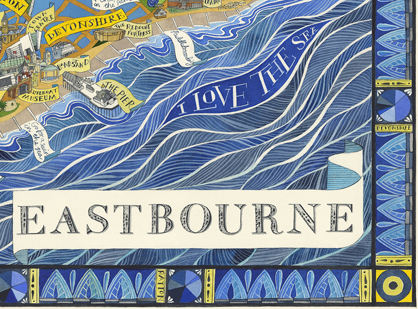Eastbourne colour sample2100
