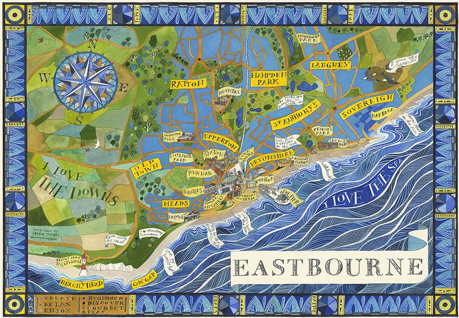 Eastbourne colour72